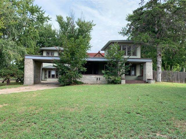 505 Virginia Avenue, Ponca City, OK 74601 (MLS #2034160) :: Hopper Group at RE/MAX Results