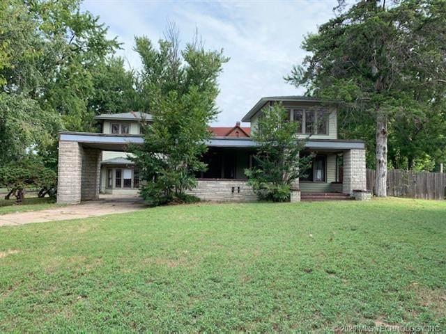 505 Virginia Avenue, Ponca City, OK 74601 (MLS #2034160) :: Active Real Estate