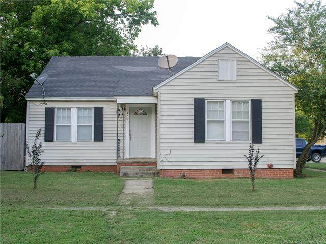 400 W 15th Street, Ada, OK 74820 (MLS #2034165) :: Active Real Estate