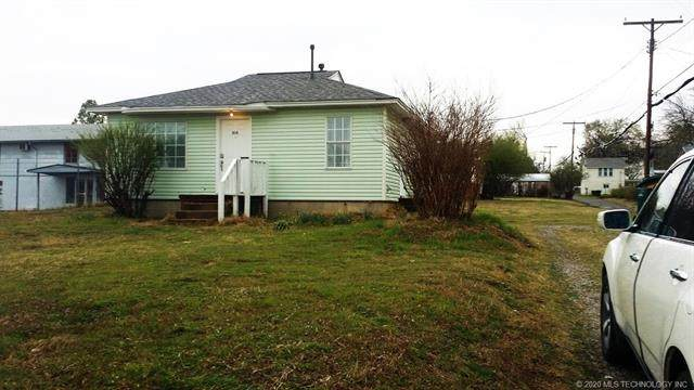 315 W 11th Street, Sand Springs, OK 74063 (MLS #2034174) :: Active Real Estate