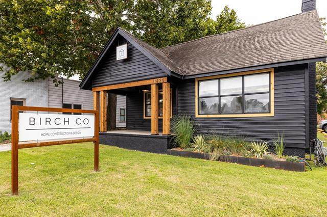 1420 S Harvard Avenue, Tulsa, OK 74112 (MLS #2034209) :: Hopper Group at RE/MAX Results