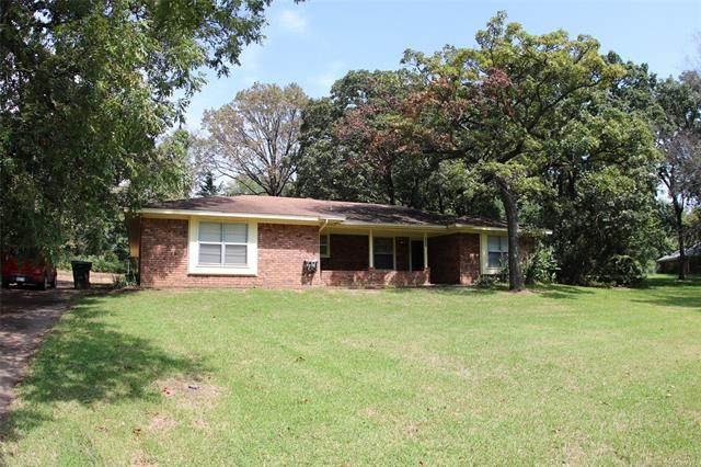 5622 Stonecreek, Durant, OK 74701 (MLS #2034210) :: Active Real Estate