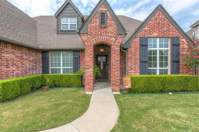 12414 S 2nd Street, Jenks, OK 74037 (MLS #2034231) :: Active Real Estate