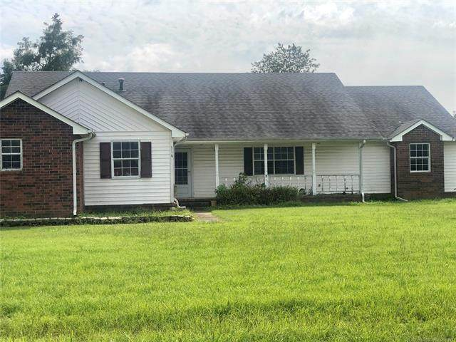 316 S Gladd, Fort Gibson, OK 74434 (MLS #2034240) :: Hometown Home & Ranch