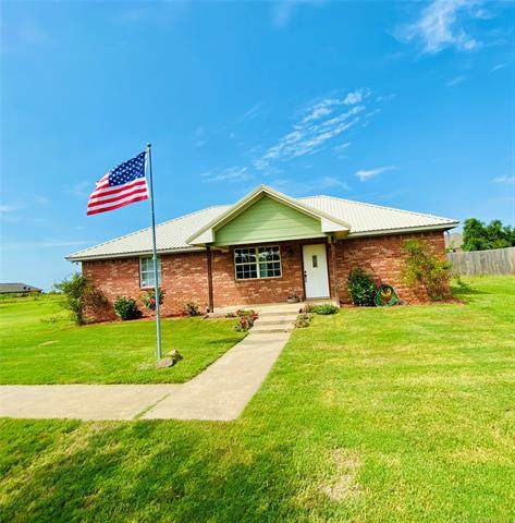 316 Cherry, Durant, OK 74701 (MLS #2034247) :: Active Real Estate