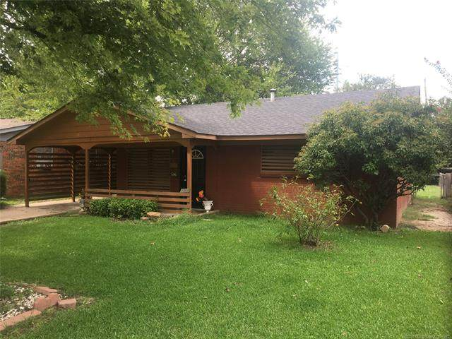 1522 E Nancy, Ada, OK 74820 (MLS #2034253) :: Hopper Group at RE/MAX Results