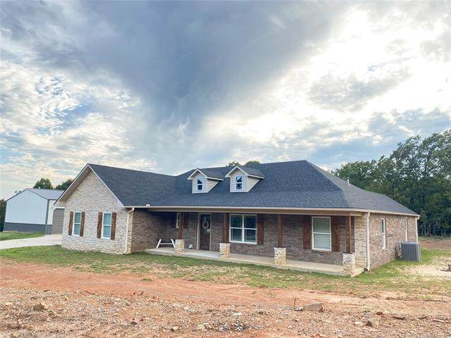 275 S Parkhurst, Mcalester, OK 74501 (MLS #2034255) :: Active Real Estate