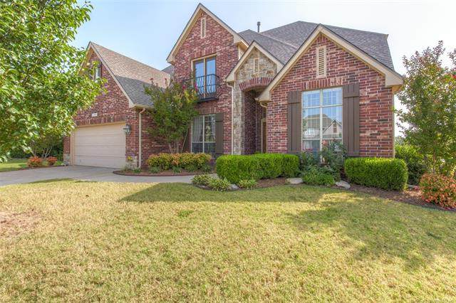 11991 S 91st East Avenue, Bixby, OK 74008 (MLS #2034263) :: Active Real Estate