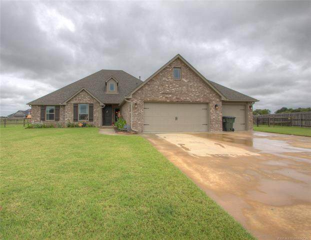 14302 N 55th East Avenue, Collinsville, OK 74021 (MLS #2034334) :: Hopper Group at RE/MAX Results