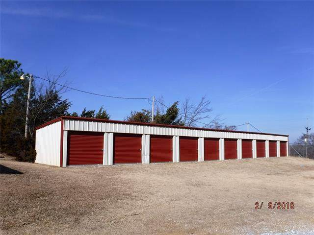 1852 Hwy 70 E, Kingston, OK 73439 (MLS #2034369) :: Active Real Estate