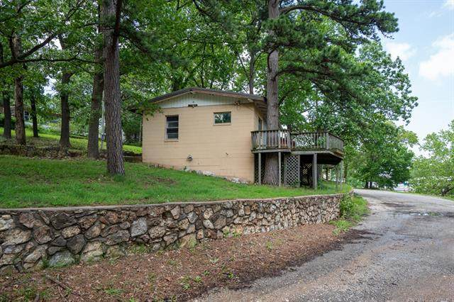 628 Morrow Drive, Eucha, OK 74342 (MLS #2034386) :: Hometown Home & Ranch