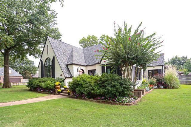 2824 E 25th Street, Tulsa, OK 74114 (MLS #2034389) :: Active Real Estate