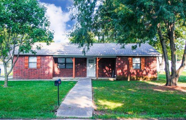 415 S 1st Street, Morris, OK 74445 (MLS #2034404) :: Hopper Group at RE/MAX Results
