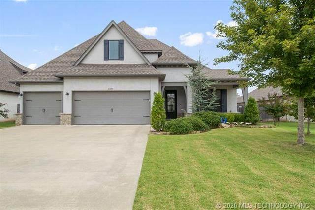 6691 E 125th Street S, Bixby, OK 74008 (MLS #2034450) :: Active Real Estate