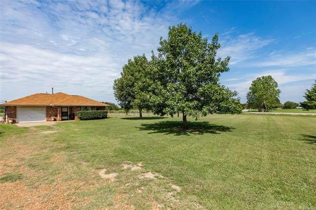 410 Lake, Calera, OK 74730 (MLS #2034456) :: Active Real Estate