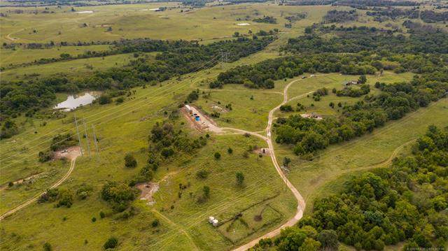 County Road 1200, Hominy, OK 74035 (MLS #2034485) :: Active Real Estate