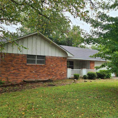 650 S Smith Street, Vinita, OK 74301 (MLS #2034486) :: Active Real Estate
