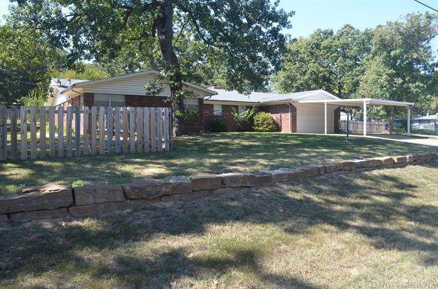 74217 S 340 Road, Wagoner, OK 74467 (MLS #2034487) :: Active Real Estate