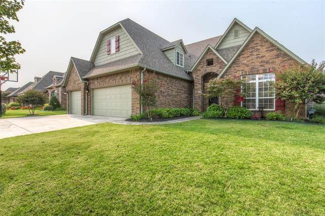 6650 E 127th Street S, Bixby, OK 74008 (MLS #2034488) :: Active Real Estate