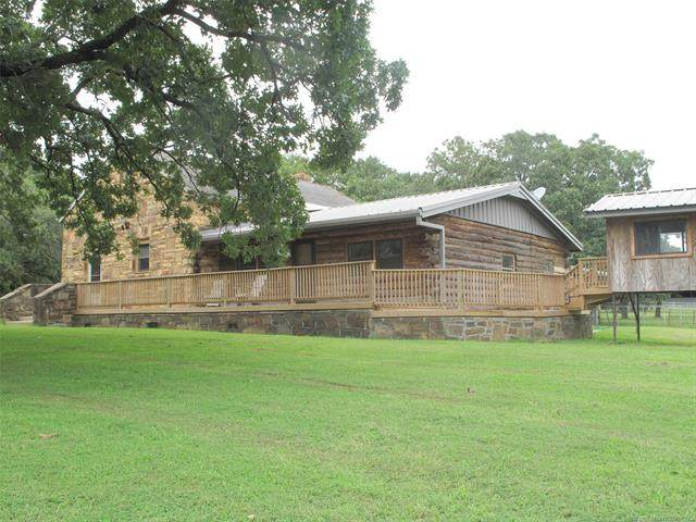 11006 S Hwy 10, Gore, OK 74435 (MLS #2034493) :: Hopper Group at RE/MAX Results