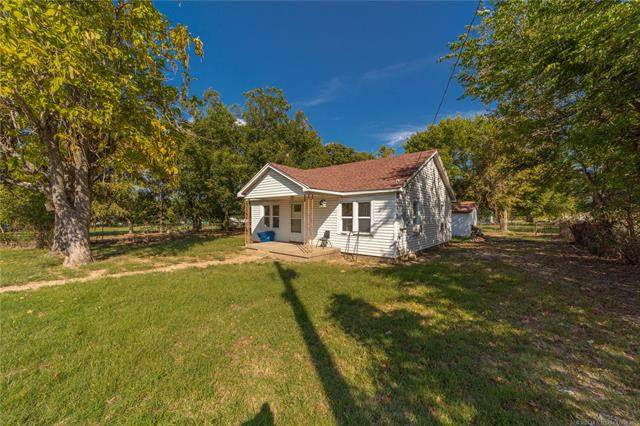 524 3rd Street, Crowder, OK 74430 (MLS #2034498) :: Hopper Group at RE/MAX Results