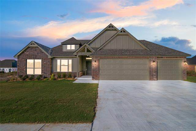 13858 S 21st Place S, Bixby, OK 74008 (MLS #2034499) :: 918HomeTeam - KW Realty Preferred