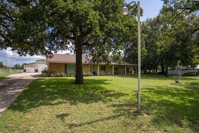 389 Us Highway 70A, Wilson, OK 73463 (MLS #2034516) :: 918HomeTeam - KW Realty Preferred