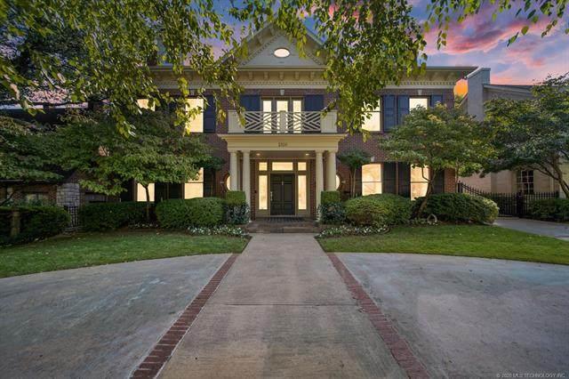 1356 E 26th Place, Tulsa, OK 74114 (MLS #2034520) :: 918HomeTeam - KW Realty Preferred