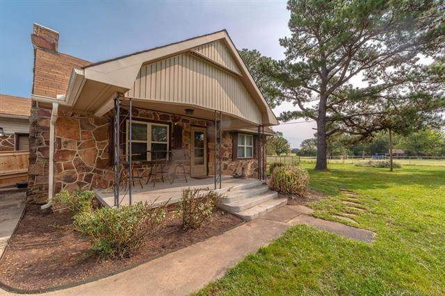 2667 High Hill Road, Mcalester, OK 74501 (MLS #2034524) :: Active Real Estate