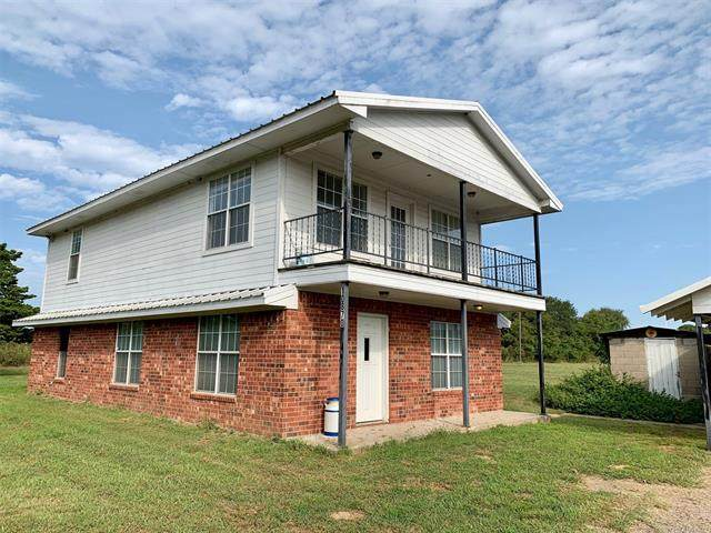 10870 Rogers Road, Thackerville, OK 73459 (MLS #2034577) :: Active Real Estate