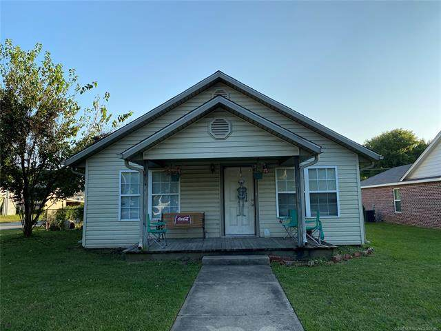 333 E Will Rogers Boulevard, Claremore, OK 74017 (MLS #2034588) :: Hopper Group at RE/MAX Results