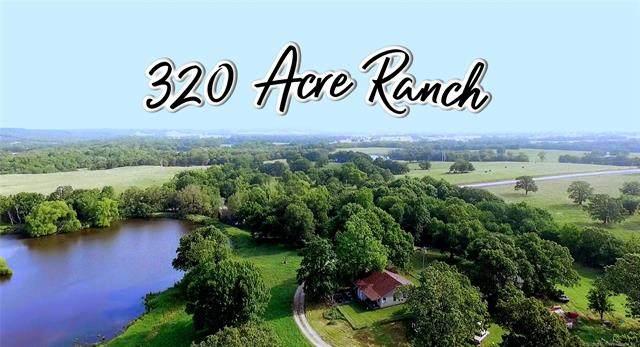 1 Rr 1 Box 120, Stuart, OK 74570 (MLS #2034627) :: Active Real Estate