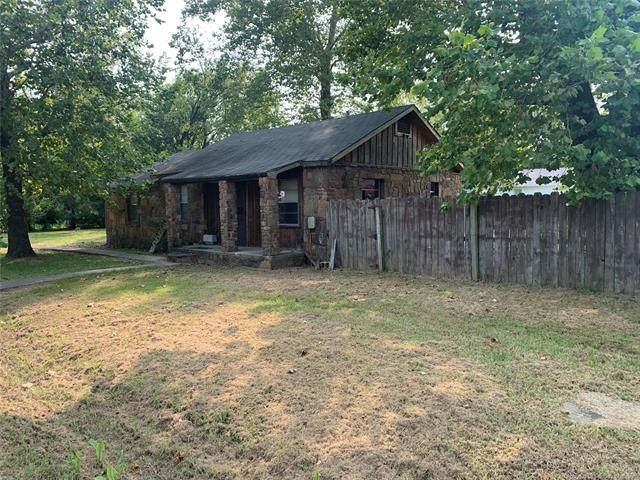 27051 Waterfield, Shady Point, OK 74956 (MLS #2034644) :: Hometown Home & Ranch