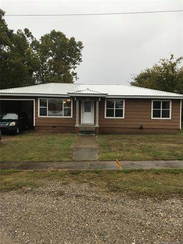 304 Main, Bokchito, OK 74726 (MLS #2034656) :: Active Real Estate