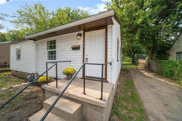 1146 N Harvard Avenue, Tulsa, OK 74115 (MLS #2034657) :: Active Real Estate