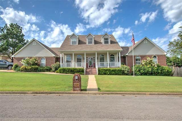 610 S Sterling Hills Drive, Fort Gibson, OK 74434 (MLS #2034692) :: 918HomeTeam - KW Realty Preferred