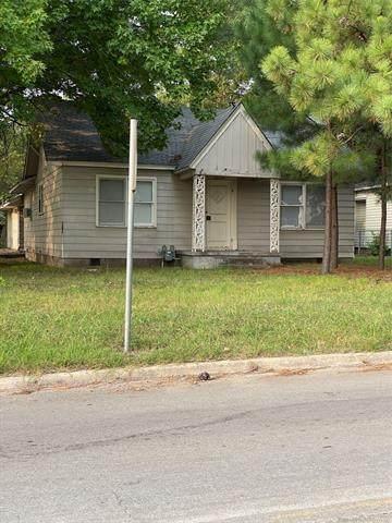 2200 Callahan Street, Muskogee, OK 74403 (MLS #2034700) :: Active Real Estate