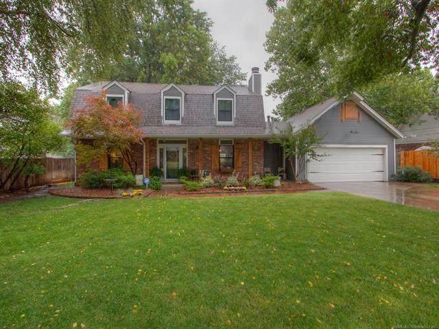 707 W Utica Street, Broken Arrow, OK 74011 (MLS #2034715) :: Active Real Estate