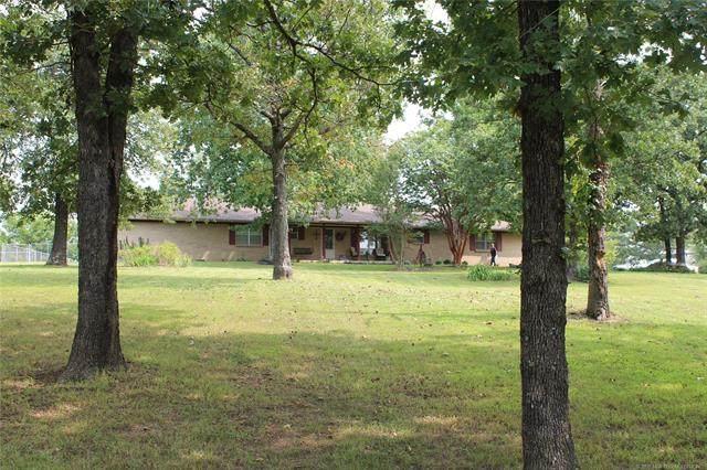2455 Thunderbird Ln Lane, Sapulpa, OK 74066 (MLS #2034717) :: Active Real Estate