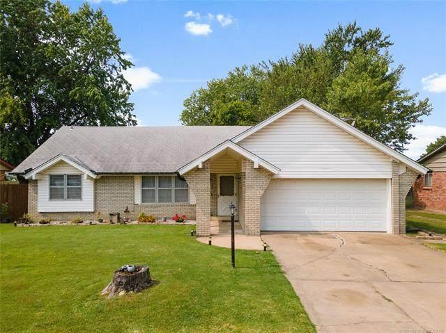 1538 S 122nd East Avenue, Tulsa, OK 74128 (MLS #2034720) :: Active Real Estate
