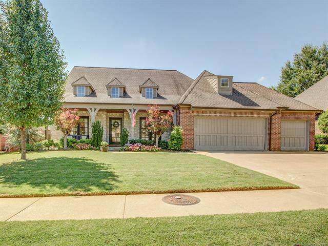 8808 E 109th Place, Bixby, OK 74133 (MLS #2034727) :: Hopper Group at RE/MAX Results