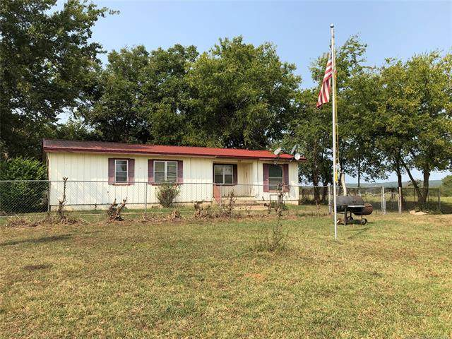 3236 S 428, Pryor, OK 74361 (MLS #2034730) :: Active Real Estate