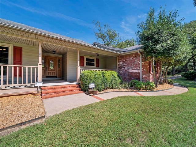 14525 E Echo Drive, Claremore, OK 74019 (MLS #2034731) :: Active Real Estate