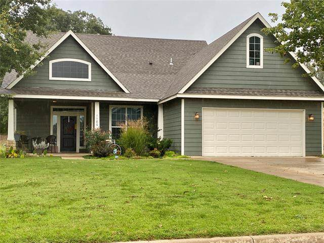 1100 Marley Way, Ada, OK 74820 (MLS #2034758) :: RE/MAX T-town