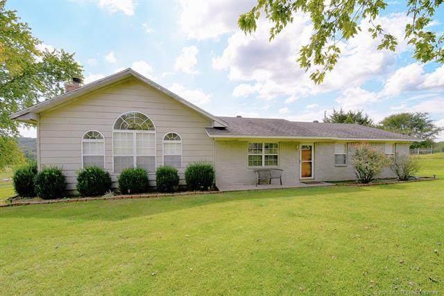 450430 Us Hwy 64, Vian, OK 74962 (MLS #2034761) :: Active Real Estate