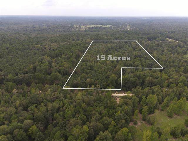 0 Crows Nest Trail, Antlers, OK 74523 (MLS #2034783) :: RE/MAX T-town