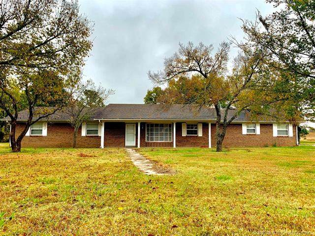 4069 E State Hwy 31, Mcalester, OK 74501 (MLS #2034813) :: Hopper Group at RE/MAX Results