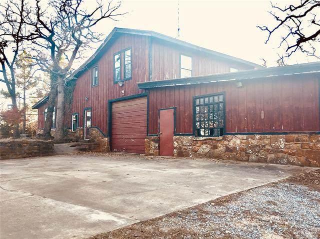 5009 Robert E Lee Terrace, Sand Springs, OK 74063 (MLS #2034927) :: 918HomeTeam - KW Realty Preferred