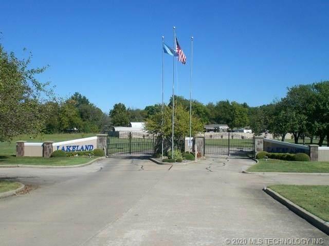 Water Oak Street, Pryor, OK 74361 (MLS #2034953) :: RE/MAX T-town