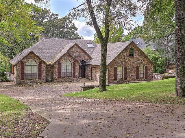 451433 Blue Heron Drive, Afton, OK 74331 (MLS #2034961) :: Active Real Estate